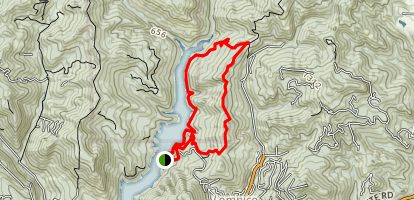 Loch Lomond Recreation Area Map