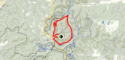 Eagle Valley Loop Trail Map