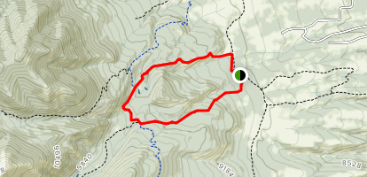 Wagon Loop Trail Map