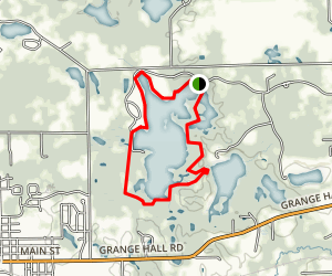 Seven Lakes State Park Map