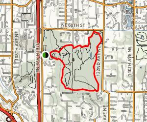 Coyote Loop Trail Map