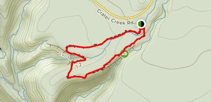 Godfrey Glen Trail Map