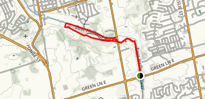 Holland River Trail Map