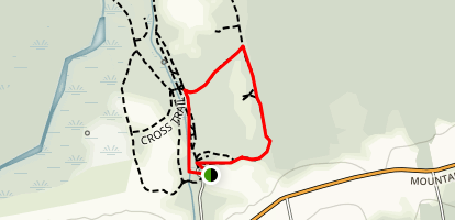 Glenhurst Nature Trail Map