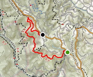 Sun Trail Map