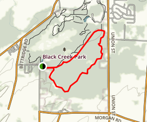 Hardwood Swamp Trail Map