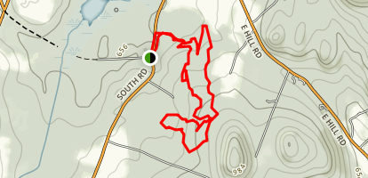 Mud Pond Loop FOTW Map