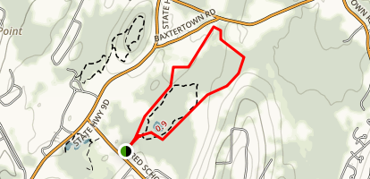 Sierra and Freedom Trails Map