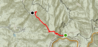 Snowball Trail Map