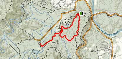 Owl Ridge Trail Map