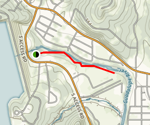 Guadalupe Park Trail Map