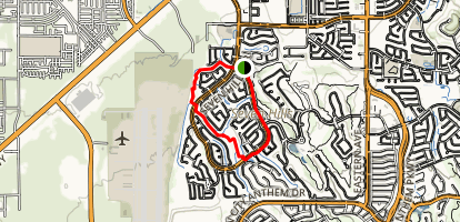Seven Hills Trail Map