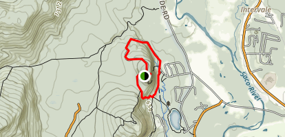 Bryce Path Trail Map