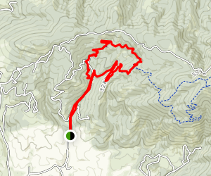 Headwaters Trail Map