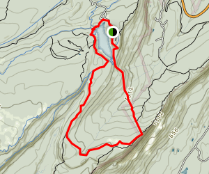 Millbrook Mountain Trail Map