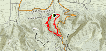 Bridle Trail Map