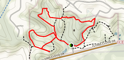 Overlook Trail Map