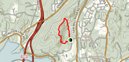 Turkey Mountain Trail Map