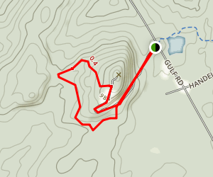 Soapstone Mountain Trail Map