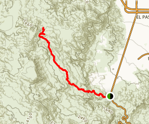 Art Smith Trail Map