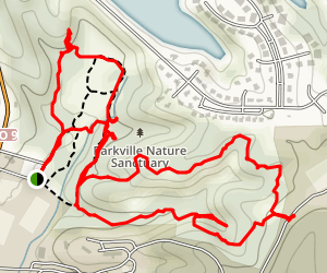White Tail Trail Map