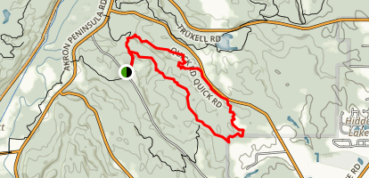 Wetmore Bridle Trail Map