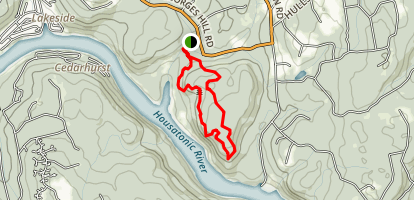 Kettletown State Park Trail Map