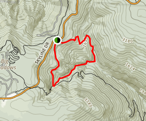 Rose River Trail Map