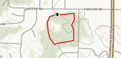 Provin Park Trail Map