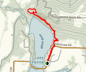 Kingfisher Trail Map