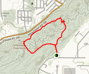 BMRR South Branch Trail Map