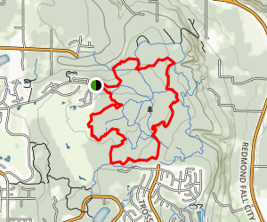 Soaring Eagle Park Trail Map