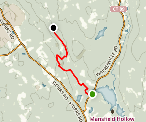 Nipmuck Trail Map
