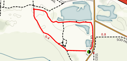Border Field Trail Map