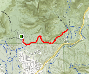Jim Thompson Trail Map
