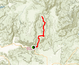 Orosco Truck Trail Map