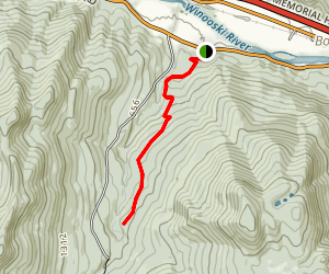 Honey Hollow Trail Map