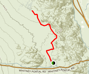 Movie Road Trail Map