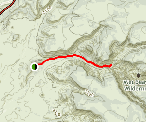 Bell Trail Map