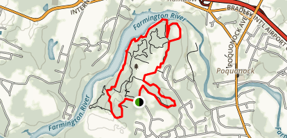 Northwest Park Map