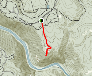 Raven Rock Trail Map