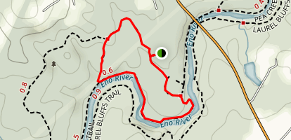 Cole Mill Trail Map