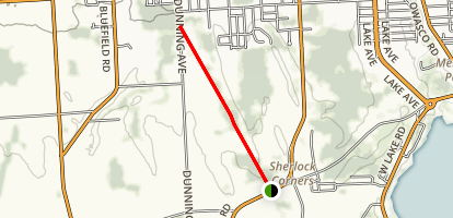 Auburn - Fleming Trail Map