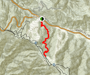 Blue Ridge Trail Map