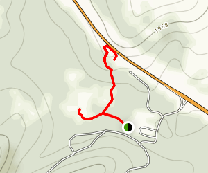 French Camp Trail Map