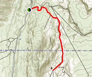 The Wave Trail Map
