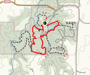Wallace State Park Campground Trail Map