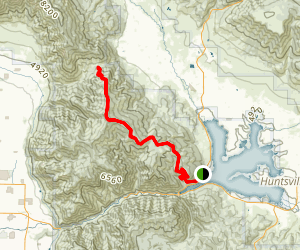 South Skyline Trail Map