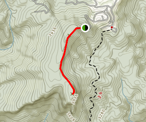 Jonas Ridge Trail Map