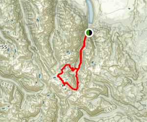 Wallowa River Loop Trail Map